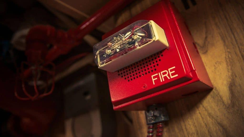 kontraktor fire fighting